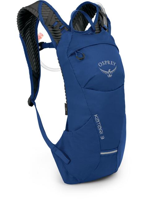 Osprey Katari 3 - Sac à dos - bleu